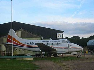 De Havilland Aircraft Museum - Image: De Havilland Aircraft Museum Hertfordshire