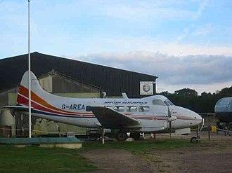 De Havilland Aircraft Museum - Image: De Havilland Aircraft Museum Hertfordshire