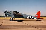 De Havilland Mosquito NS519 USAF Museum 2.jpg