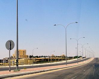 Highway 65 (Jordan) - Image: Dead Sea Jordanian Side 05