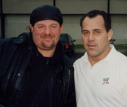 Dean Malenko with Paul Billets.jpg