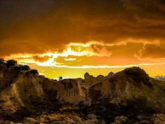 Deeg - Deeg Fort in Bharatpur district, Rajasthan