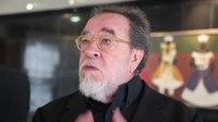 File:Defendo a democracia e o projeto de nação, diz o escritor Fernando Morais.webm