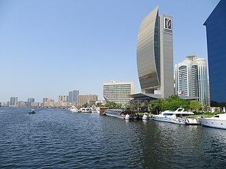 Deira, Dubai - Deira Skyline