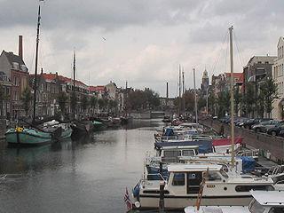 Delfshaven,  South Holland, Netherlands