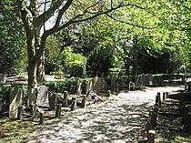 Delft - onderdeel van het complex Algemene begraafplaats Jaffa.jpg