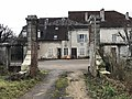 Demeure Caron à Dampierre (Jura, France) en janvier 2018 - 3.JPG