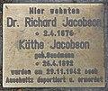 Denkstein Budapester Str 39-41 (Charl) Richard Jacobson.jpg