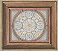 Design for painted decoration of a ceiling incorporating interwined initials- DD MET DP811577.jpg