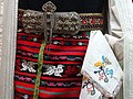 Detail of Soukman - Woman's Traditional Dress - Sarafkina Kashta - National Revival-Style House-Museum - Veliko Tarnovo - Bulgaria (42316165565).jpg