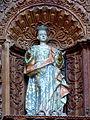 Detalle del Retablo del Templo de San Juan Bautista Amalucan, Puebla (s. XVII) 04.JPG