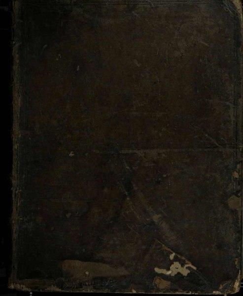 File:Diccionario da lingua portugueza composto pelo padre D. Rafael Bluteau, reformado, e accrescentado por Antonio de Moraes Silva natural do Rio de Janeiro (Volume 1 - A - K).pdf