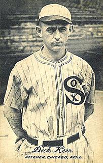Dickey Kerr American baseball player
