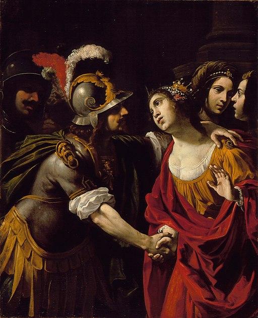 Dido and Aeneas LACMA M.81.199