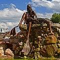 Die Anna-Figur mit Brunnen...von Roland Kistner - panoramio.jpg