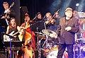"""Dieter Themel Professor, Blues- und Rock-Sänger singt für """"Licht ins Dunkel"""".jpg"""