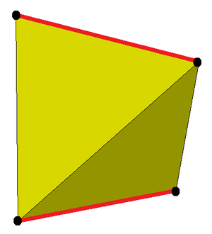 Snub square antiprism - Image: Digonal antiprism