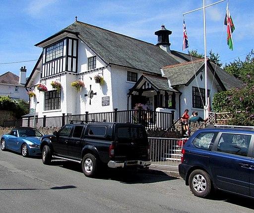 Dinas Powys Parish Hall - geograph.org.uk - 5072626