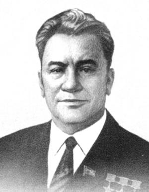 Dinmukhamed Kunayev