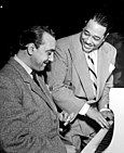 Django Reinhardt and Duke Ellington (Gottlieb).jpg