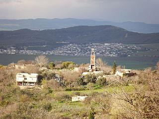 Djebba village in Tunisia