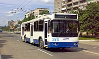 Dnipro Е187 in Alchevsk, Ukraine.jpg