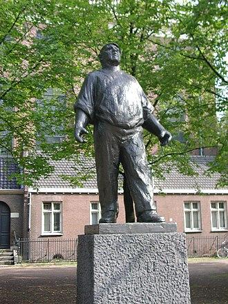 Mari Andriessen - Image: Dokwerker (Amsterdam)