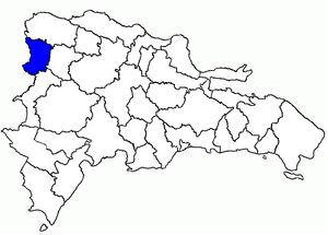 Dajabón Province - Image: Dom Rep Dajabón