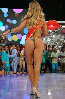 Miss Bumbum beauty contest