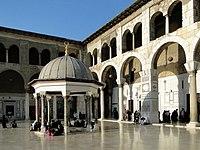 Dome of the Clocks, Umayyad Mosque.jpg