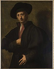 Portrait of a Man called Il Fattore di San Marco
