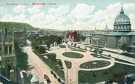 Image illustrative de l'article Place du Canada (Montréal)