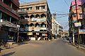 Domjur-Jagadishpur Road and Dafarpur-Narna Road Junction - Domjur - Howrah 2014-04-14 0505.JPG