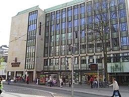 Domshof Passage in Bremen