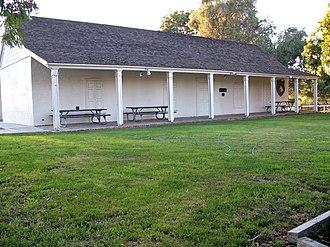 California Historical Landmarks in Contra Costa County - Image: Don Fernando Pacheco Adobe (Concord, CA)