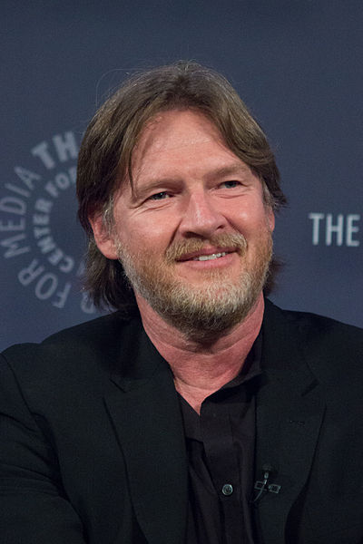 Donal Logue, Canadian film and television actor, producer and writer