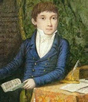 Gaetano Donizetti - Donizetti as a schoolboy in Bergamo