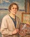 Dora Wahlroos - Self-Portrait (1943).jpg
