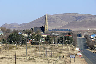 Dordrecht, Eastern Cape Place in Eastern Cape, South Africa