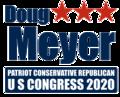 Doug Meyer for Congress 2020 logo.png
