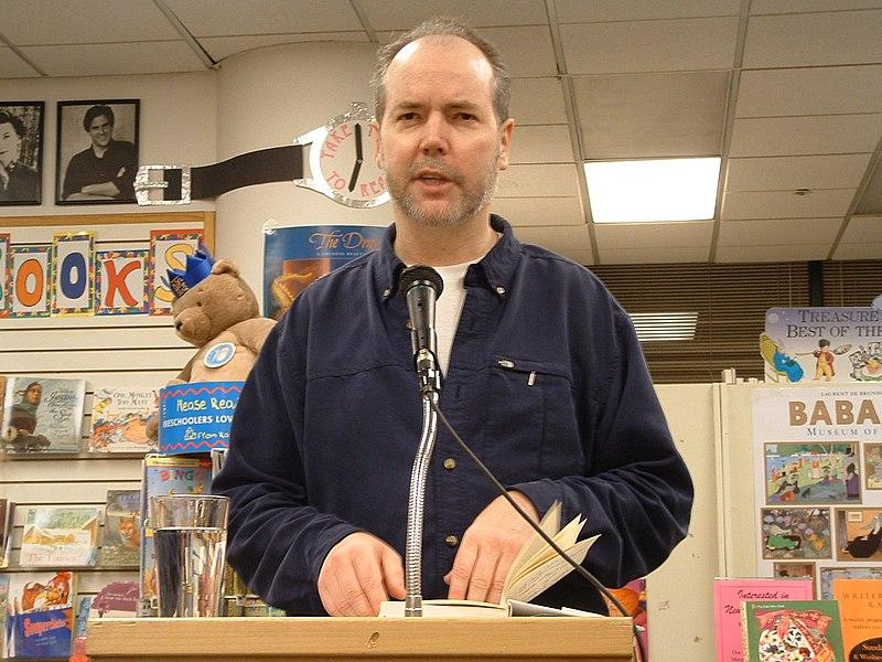 Datei:Douglas Coupland Jan 2005.jpg