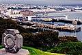 Douglas Head - Sculpture, hillside, harbour, bay - geograph.org.uk - 1680551.jpg