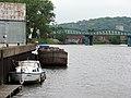 Downstream from Meadow Lane Lock - geograph.org.uk - 1889006.jpg