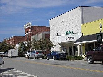Millen, Georgia - Downtown Millen, 2014