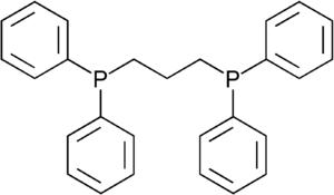 1,3-Bis(diphenylphosphino)propane - Image: Dppp