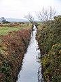 Drainage channel at Llanenddwyn - geograph.org.uk - 1080268.jpg