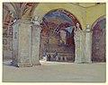 Drawing, Plazzo Pretorio, Pistoia, 1904 (CH 18478113).jpg