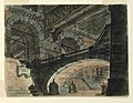 Drawing, Stage Design, Interior of a Prison, 19th century (CH 18358081).jpg