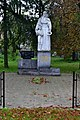 Dubove Kovelskyi Volynska-monument to the countryman-general view.jpg