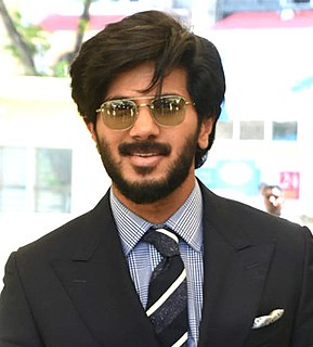 Dulquer Salmaan Indian actor and producer